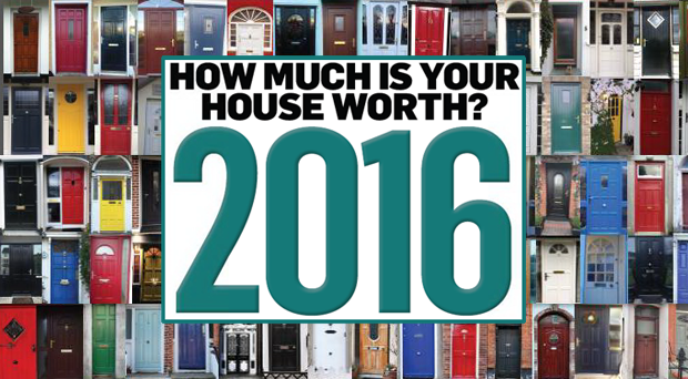 How Much is Your House Worth?  2016