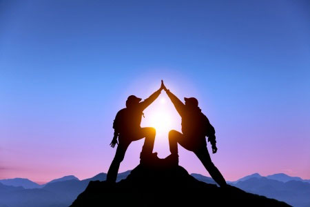 A Story of Partnership, working together we help our clients succeed.