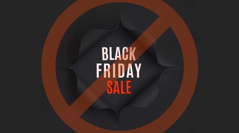 Black Friday is DEAD