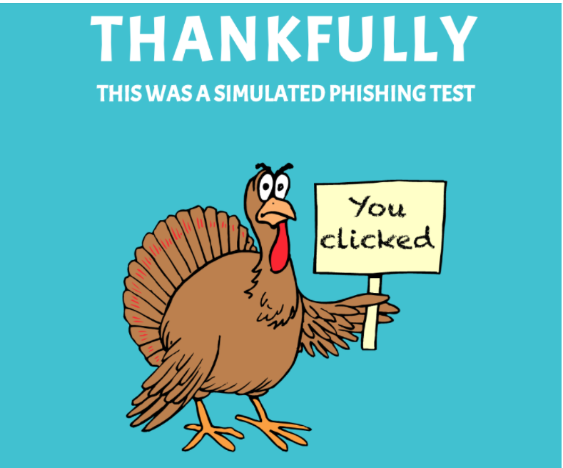 Did You Invite a Cyber Criminal to Thanksgiving?