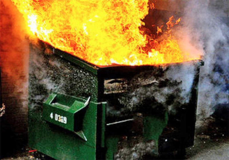2020 Taxes are a Dumpster Fire