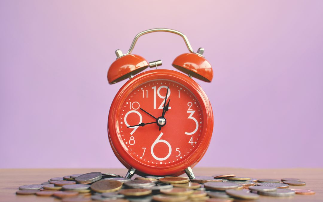 More important money or time?