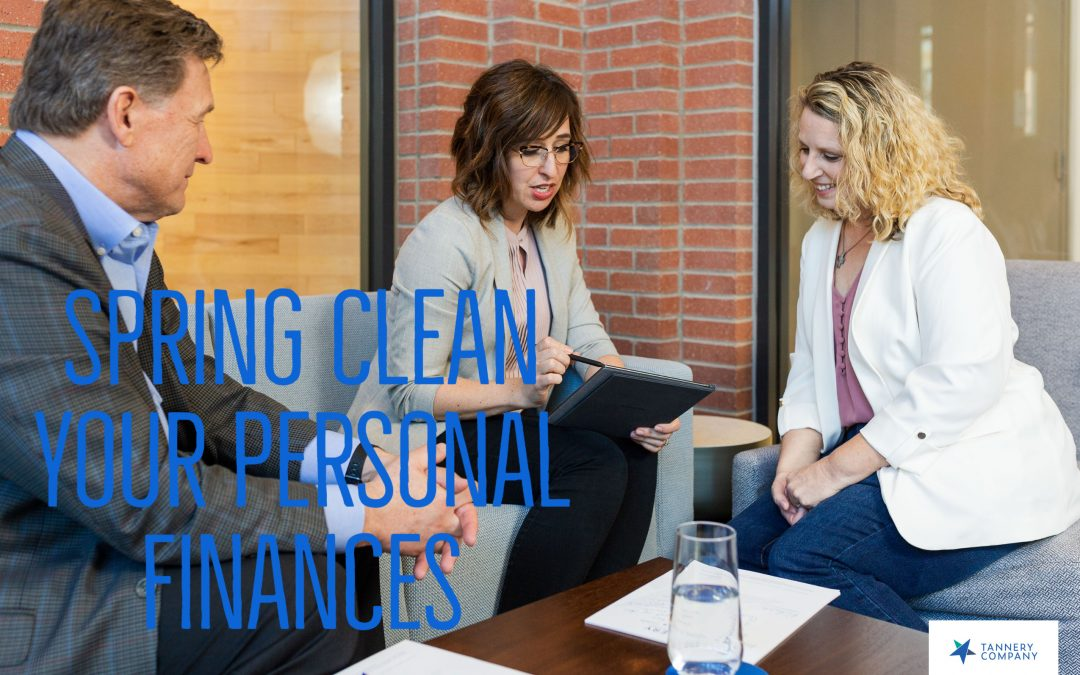 Spring Clean Your Personal Finances